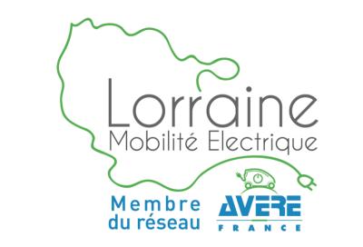 Logo_lorraine _mobilité électrique_membre aver france