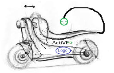 Moto logo Acti-VE